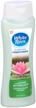 White Rain® Shimmering Lotus & Bamboo Clarifying Conditioner 15 fl. oz. Bottle