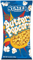 Stater Bros. Buttery Popcorn 4.5 Oz Bag