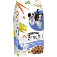 Purina Beneful Healthy Growth for Puppies Dog Food 31.1 lb. Bag