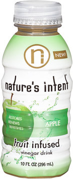 Nature's Intent® Apple Vinegar Drink 10 fl. oz. Bottle