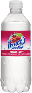 Fruit2O® Natural Cherry Purified Water Beverage 16 fl. oz. Bottle