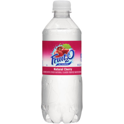 Fruit2O® Natural Cherry Purified Water Beverage 16 fl. oz. Bottle