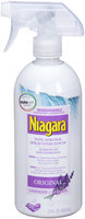 Niagara® Original Lavender Non-Aerosol Spray Starch 22 fl. oz. Spray Bottle