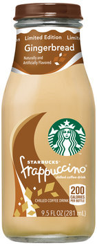 Starbucks® Gingerbread Frappuccino® Coffee Drink
