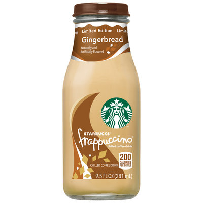 Starbucks® Gingerbread Frappuccino® Coffee Drink