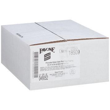 Patrick Cudahy Pavone® Italian Style Pork Pizza Topping 5 lb. Bag