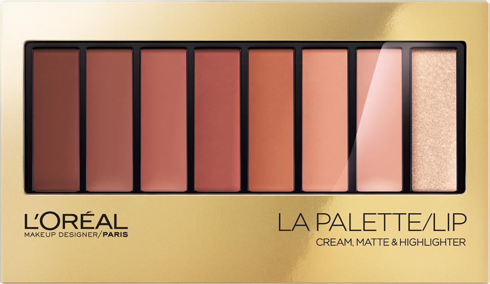 L'Oreal Colour Riche Lip La Palette Lip Nude