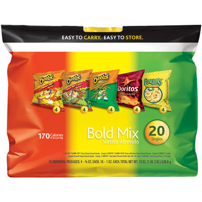 Frito-Lay Bold Mix Variety Pack