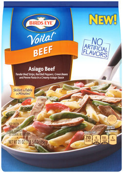 Birds Eye® Voila!® Asiago Beef 21 oz. Bag