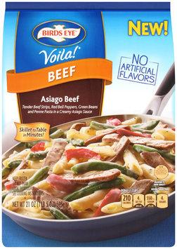 Birds Eye® Voila!® Asiago Beef 21 oz. Bag