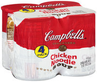 Campbell's® Chicken Noodle Condensed Soup 4-10.75 oz. Cans