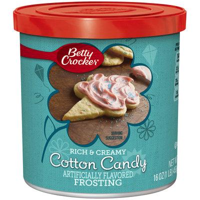 Betty Crocker™ Cotton Candy Rich & Creamy Frosting