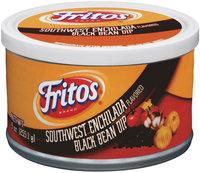 Fritos Southwest Enchilada Black Bean Dip Dip 9 Oz Can
