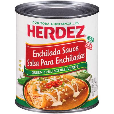 Herdez® Green Chili Enchilada Sauce 28 oz. Can