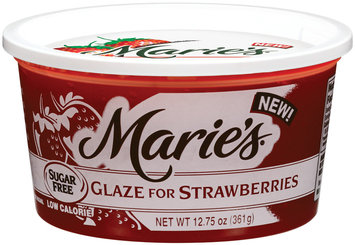 Marie's For Strawberries Glaze 12.75 Oz Tub
