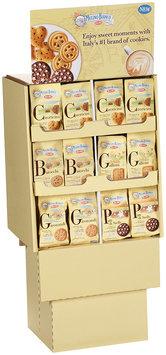 Barilla® Mulino Bianco Girotondi/Galletti/Cuoricini/Baiocchi/Pan di Stelle Cookies Display