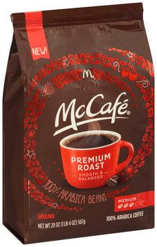 McCafe® Premium Roast Ground Coffee 20 oz. Bag