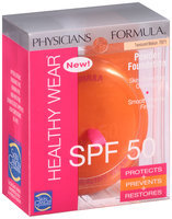 Physicians Formula® Healthy Wear® Translucent Medium Powder Foundation SPF 50 .34 oz. Box