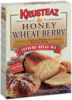 Krusteaz Supreme Honey Wheat Berry Bread Machine Mix 14 Oz Box