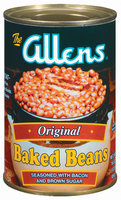 The Allens Original Baked Beans 16 Oz Can