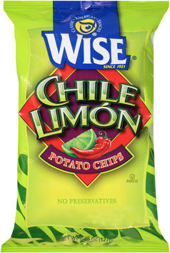 Wise® Chile Limon Potato Chips
