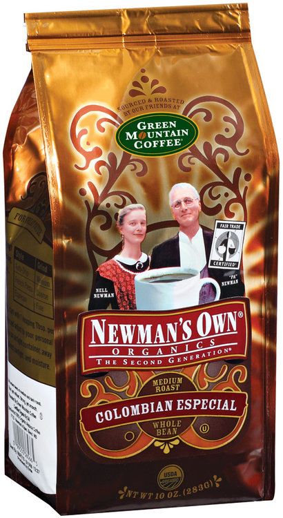Newman's Own Colombian Especial Medium Roast Coffee
