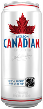 Molson Canadian® Beer 24 fl. oz. Can