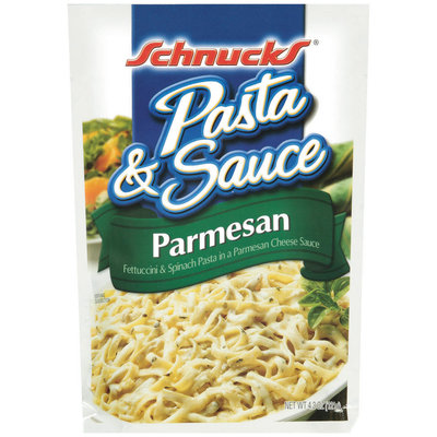 Schnucks Parmesan Pasta & Sauce 4.3 Oz Packet