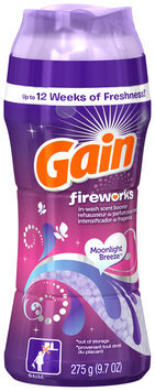 Fireworks Gain Fireworks Moonlight Breeze Laundry Scent Beads 15 loads 9.7 Oz