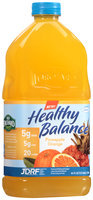 Healthy Balance® Pineapple Orange Juice Cocktail 64 fl. oz. Bottle