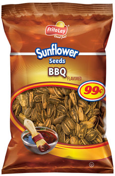 Frito Lay® BBQ Flavored Sunflower Seeds 4.25 oz. Bag