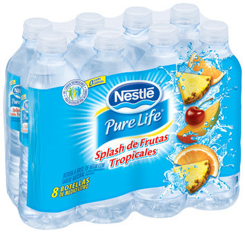 Nestlé Pure Life Tropical Fruit Splash Water