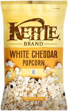 Kettle® Brand White Cheddar Popcorn 3.5 oz. Bag