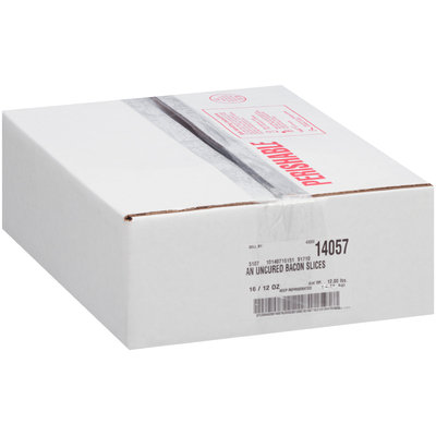 Patrick Cudahy® All Natural Uncured Bacon 12 oz. Pack