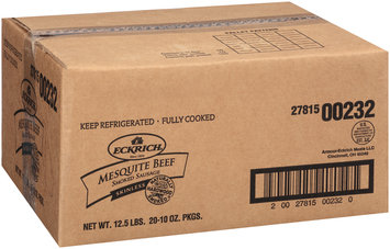 Eckrich® Skinless Mesquite Beef Smoked Sausage 10 oz. Pack