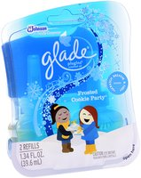 Glade® PlugIns® Frosted Cookie Party™ Scented Oil Refills 2 ct Pack