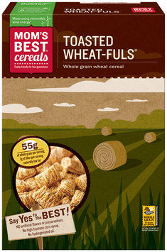 Mom's Best® Cereals Toasted Wheat-fuls® 24 oz. Box