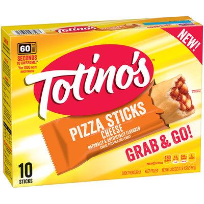 Totino's™ Cheese Pizza Sticks 10 ct Box
