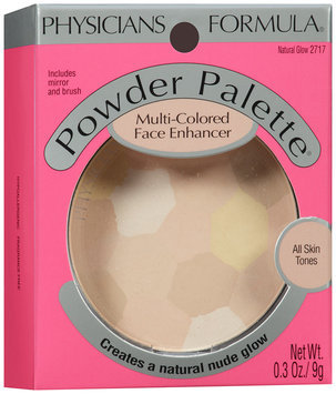 Physicians Formula® Powder Palette® Natural Glow Multi-Colored Face Enhancer 0.3 oz
