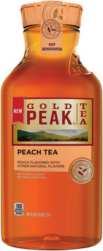 Gold Peak® Peach Iced Tea 59 fl. oz. Plastic Bottle
