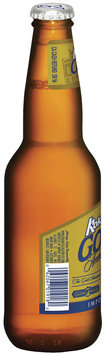Kokanee Gold Amber Lager Beer 11.5 Oz Glass Bottle