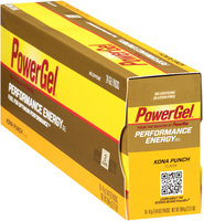 PowerBar PowerGel Performance Energy Kona Punch
