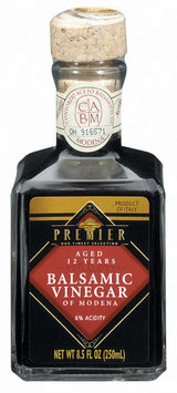 Haggen Premier of Modena Balsamic Vinegar 8.5 Oz Glass Bottle