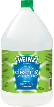 Heinz® All Natural Cleaning Vinegar 128 fl. oz. Plastic Bottle