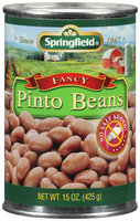 Springfield® Fancy Pinto Beans 15 oz. Can