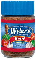 Wyler's® Beef Bouillon Granules 2.25 oz. Jar