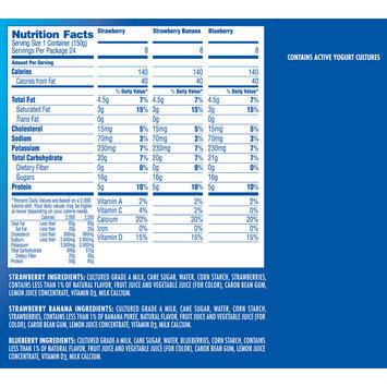 Dannon® Variety Pack Yogurt 24-5.3 oz. Cups