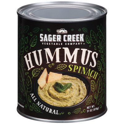 Sager Creek Vegetable Company™ Spinach Hummus