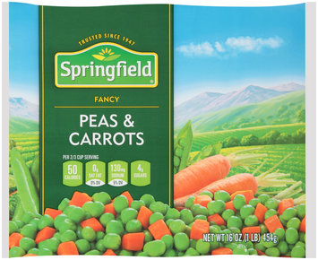 Springfield® Peas & Carrots 16 oz. Bag