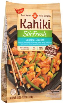 Kahiki® StirFresh® Sesame Chicken 22 oz. Bag